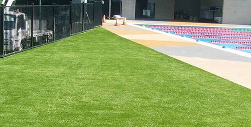 commercial artificial grass in London