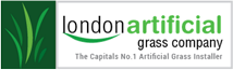 London Artificial Grass Company Logo big